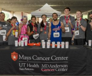 GIVE CANCER THE BOOT RAISES $35,000 TO HELP MAYS CANCER CENTER PATIENTS